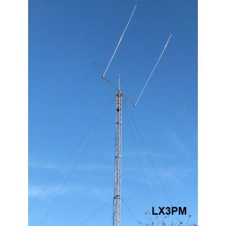 DL202, Delta-Loop 2 éléments 14 MHz