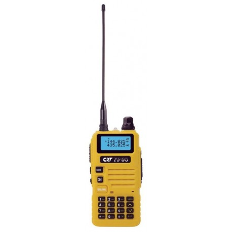 FP 00, émetteur-récepteur VHF (5 W)/UHF (4 W) portatif