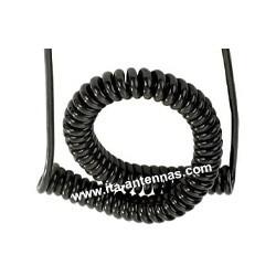 CS5F, cordon spiralé 5 fils