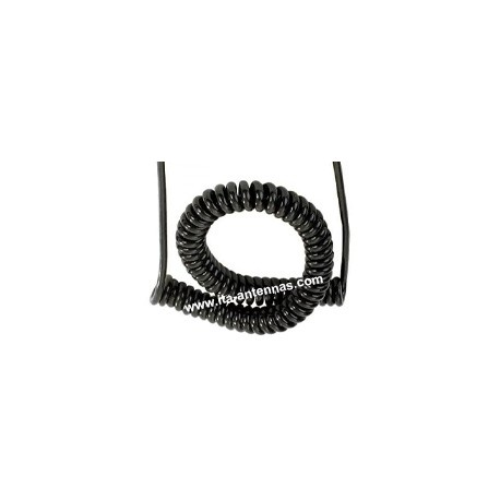 CS5F, microphone cable 5 wire