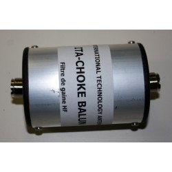 "CHOKE BALUN, filtre de gaine ""Mode Commun"""