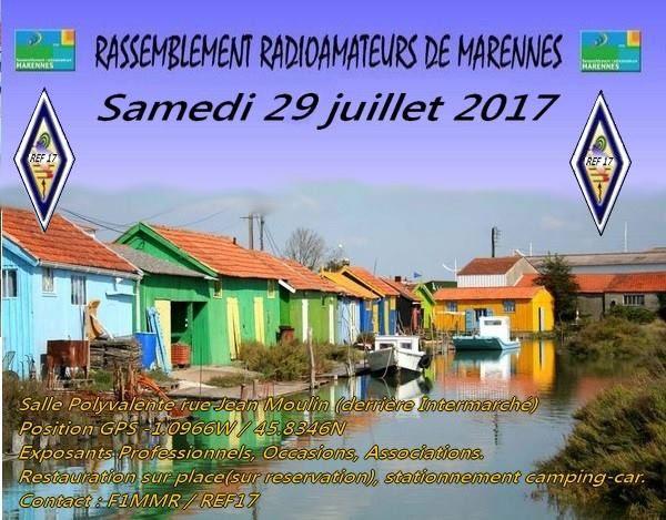Marennes 2017
